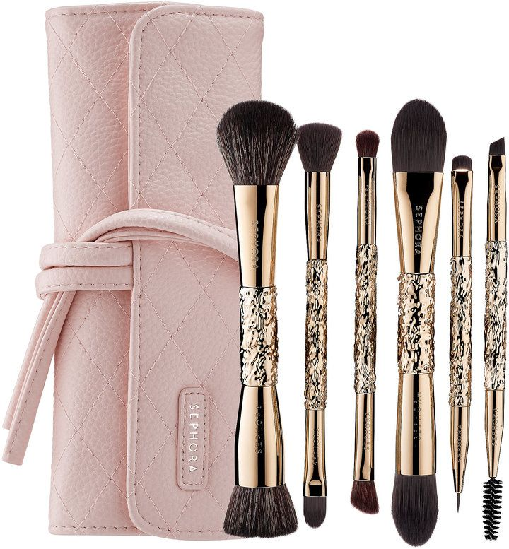 SEPHORA COLLECTION Two Ways About It Brush Set