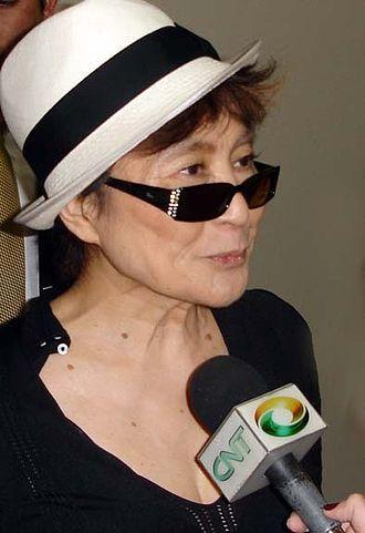 Famous Pagans: Yoko Ono