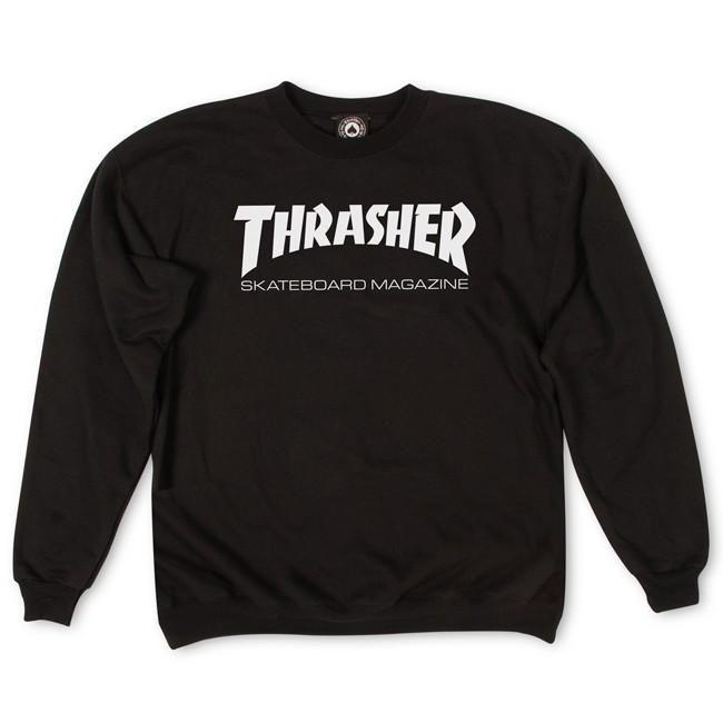 Thrasher Skate Mag Crewneck