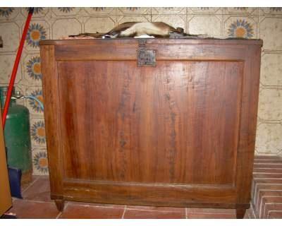 Madia toscana in legno d'olivo di massello | 3425838madia di ulivo ~ €340-390