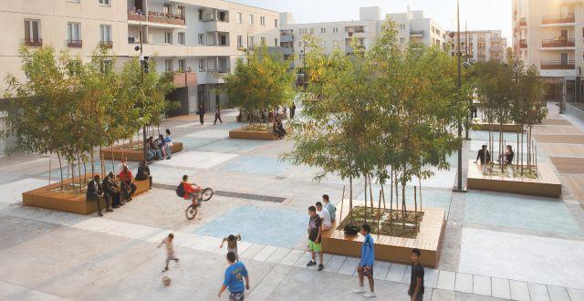jardins mobiles- Sineu Graff, entreprise industrielle alsacienne, conçoit et fabrique des mobiliers urbains