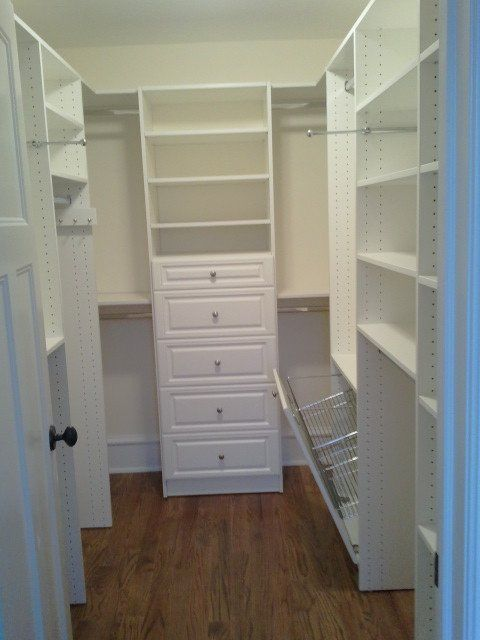 Closet Home Design Renovation Layout Small