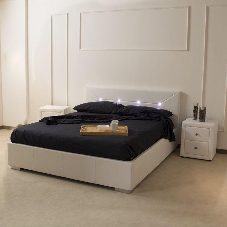 Oltre 25 fantastiche idee su piccole camere da letto su pinterest sistemazione camera da letto - Letto matrimoniale piccolo ...