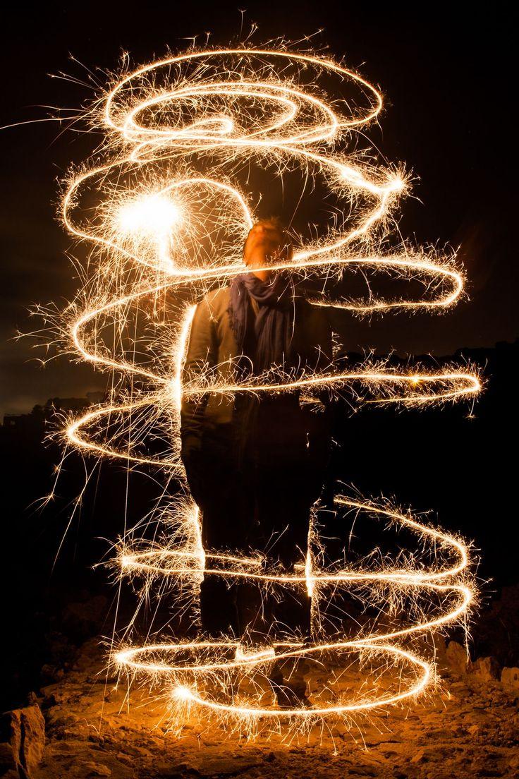 Light Painting - le tuto - Objectif Photographe