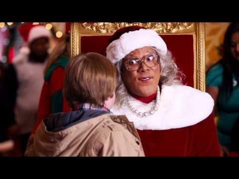 This holiday season, if you've been naughty, Madea won't be nice!  The A Madea Christmas teaser trailer is here!  #HoHoHo