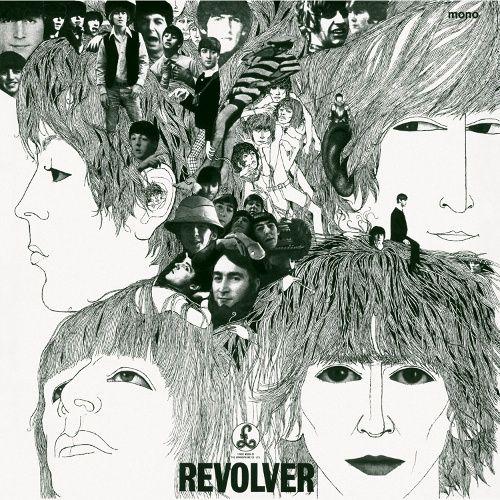 Revolver [Mono] (LP)