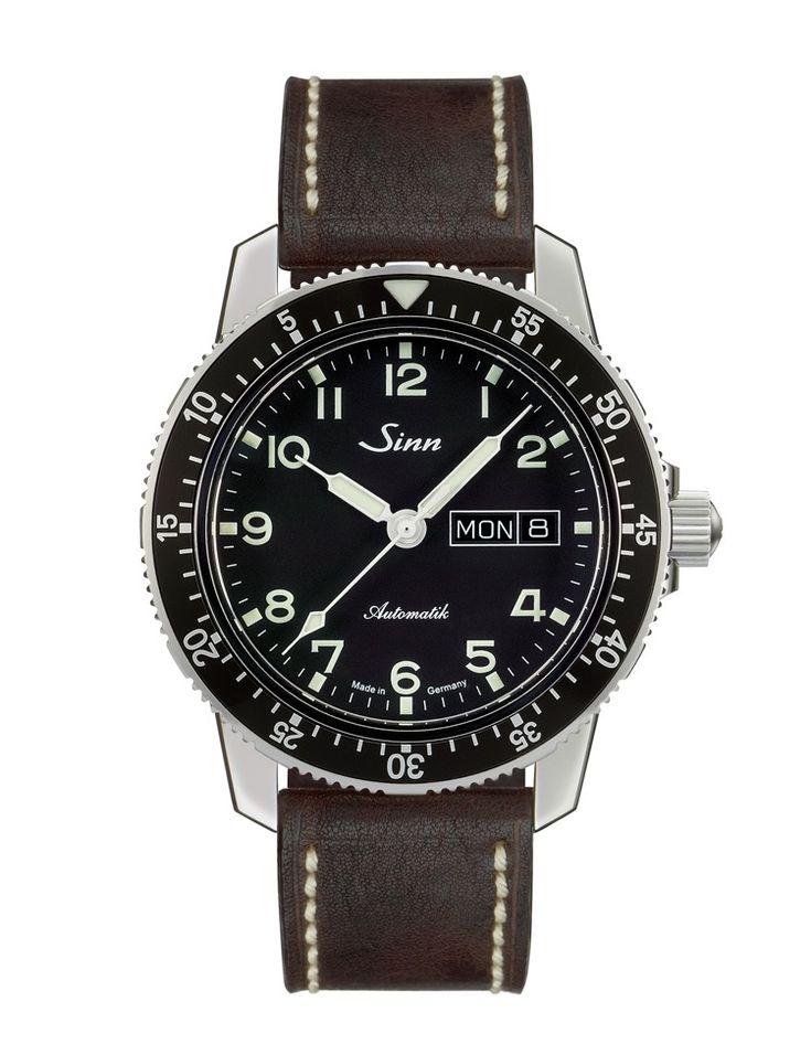 Sinn Uhren: Modell 104 St Sa A