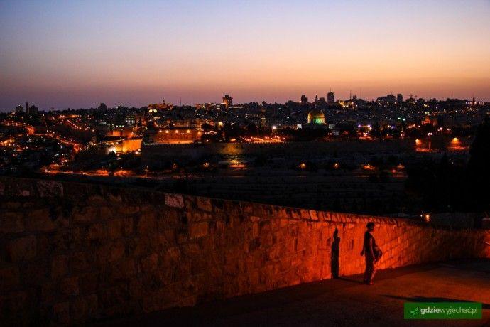 #Jerozolima nocą / #Jerusalem by night http://gdziewyjechac.pl/17346
