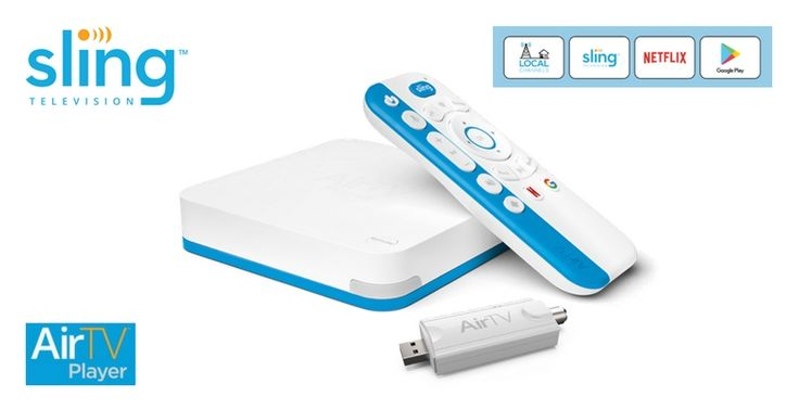 This post may contain affiliate links. See the full disclosure here. Last week I got in the mail the all new AirTV Player & Adapter by Sling TV. I'm really excited to test this device out over the next week or two and share my full review with you. In the meantime, I wanted to Read more...