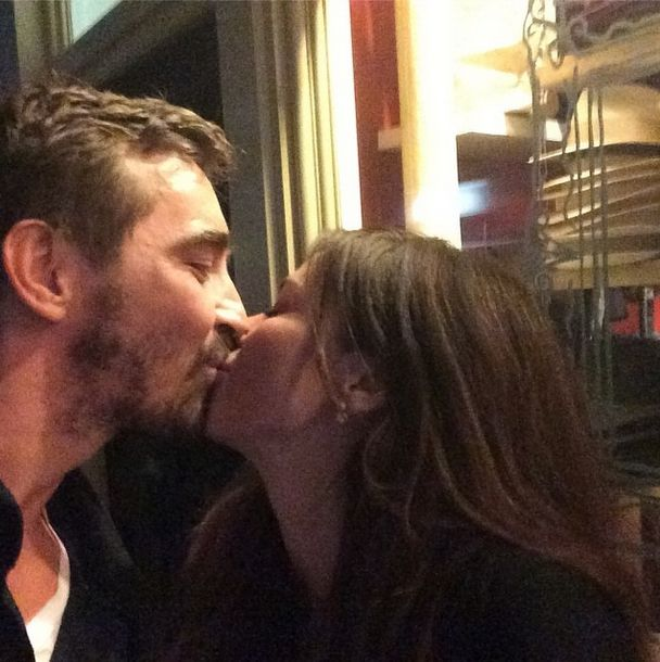 Lee Pace with Anna Friel | #PushingDaisies #BryanFuller http://instagram.com/annafriel
