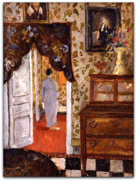 Interior de Mônaco de Anita Malfatti de 1925. óleo s/ tela - acervo do Instituto Moreira Salles http://sergiozeiger.tumblr.com/post/104172825793/anita-malfatti-anita-catarina-malfatti-sao Em 1923, Anita conquista finalmente a bolsa do Pensionato Artístico do Estado - que não havia conseguido com a exposição de 1914 - e segue para Paris, onde permanece por cinco anos.