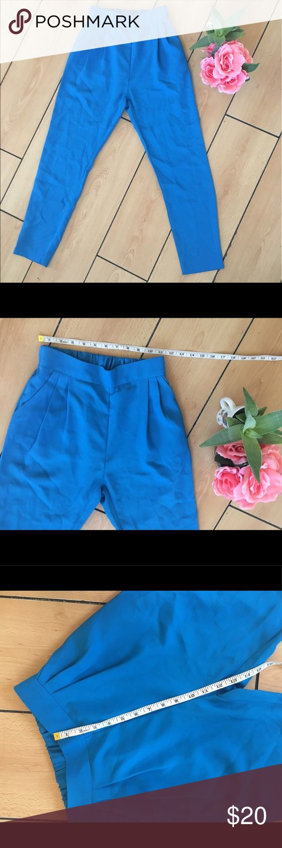 Super cute Slacks In good condition! Not American Apparel just listed for exposure American Apparel Pants Trousers