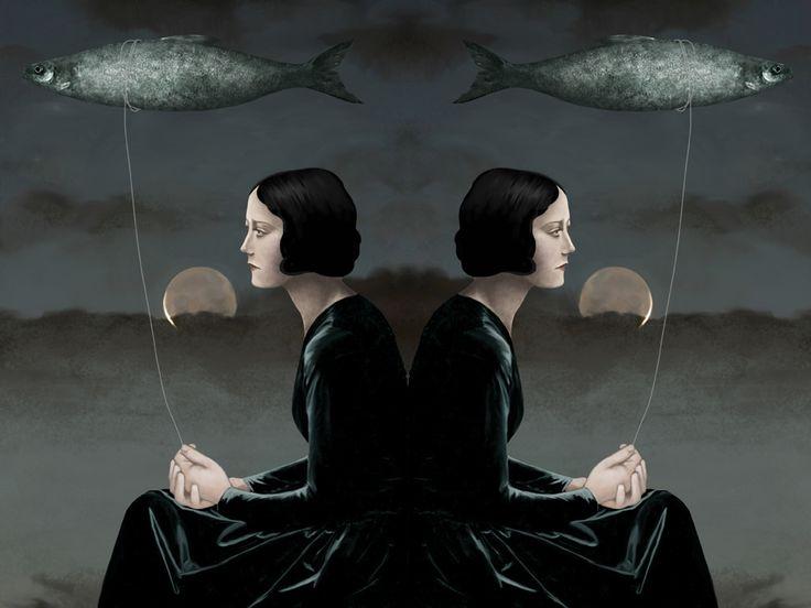Siamese dream di Petrilli Daria   Autori di Immagini