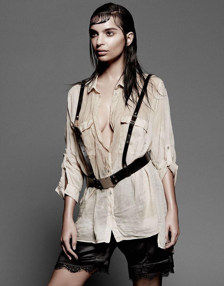 Print, Yu Tsai, Women's Fashion, Emily Ratajkowski : Yu+Me - YU TSAI / Director / Photographer