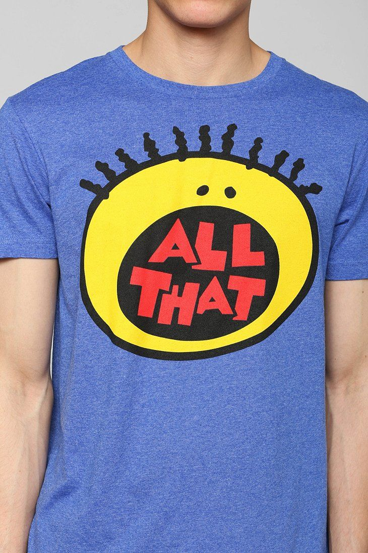 All That Logo Tee | For Someone I Love | Tees, Mens tops, Graphic shirts