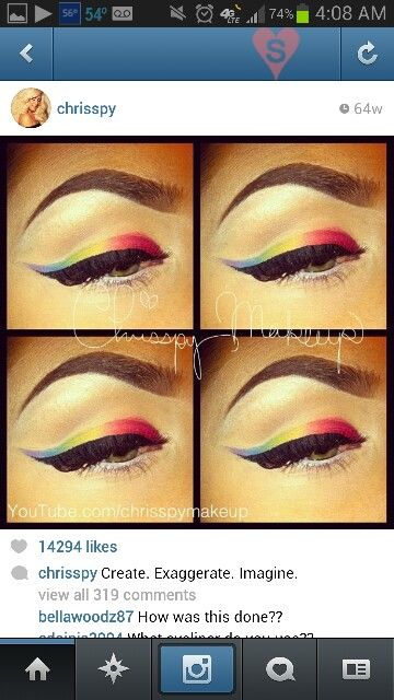 I love new looks! Gonna try this one too!