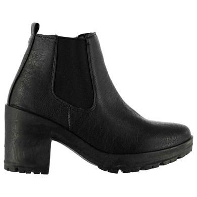 Fabric Ladies Chelsea Boots – Its All About Girls