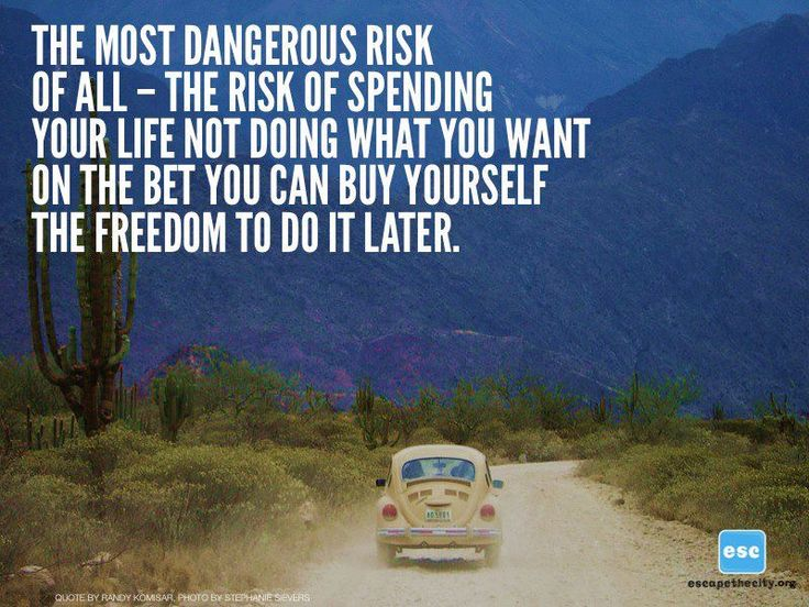 Risk and FreedomRemember This, Dreams, Food For Thoughts, Living Life, Truths, Carpe Diem, Inspiration Quotes, Travel Quotes, Danger Risks