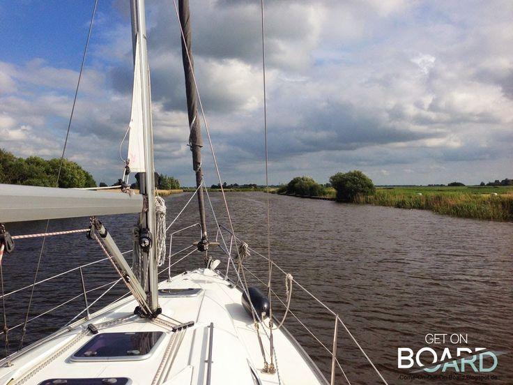Get on Board!: Holland, WM-Fussball, Segeln und Üben - Get on Board auf dem…