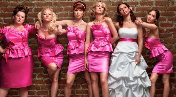 Bridesmaids (Φιλενάδες)      Μάθημα 6ο: Αναγνωρίστε την αξία σας