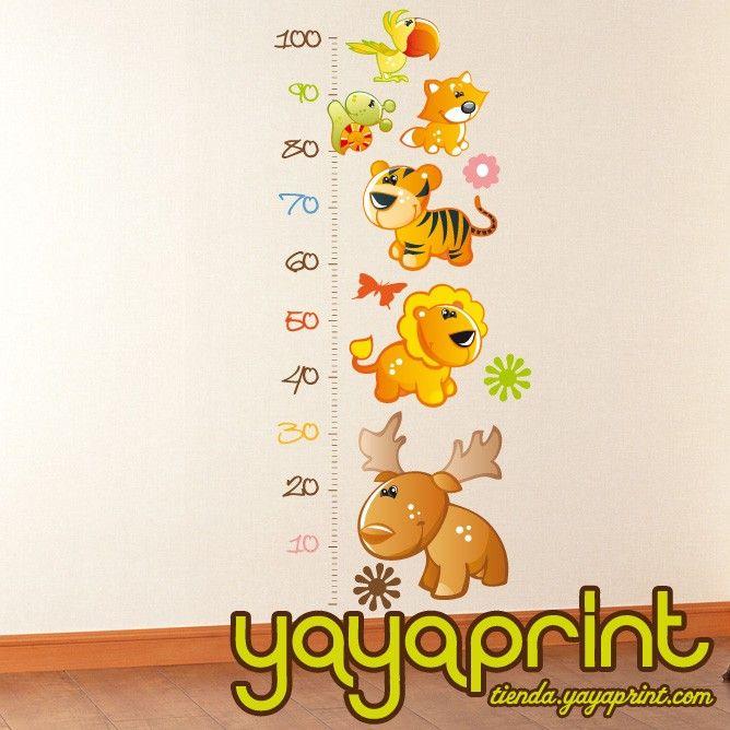 200 best images about vinilos pared decoraci n yayaprint for Vinilos infantiles nina
