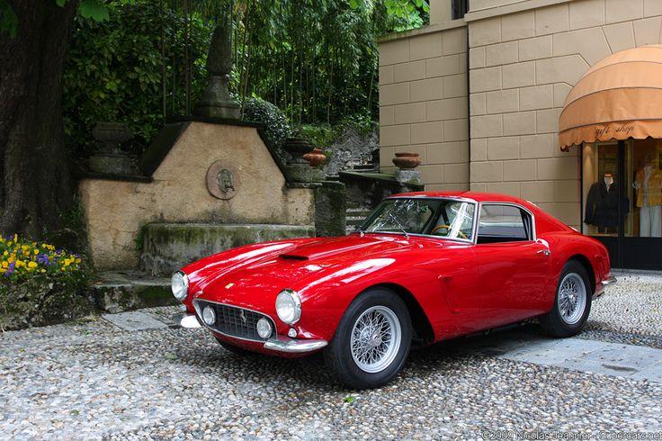 1960 Ferrari 250 GT SWB Berlinetta Competizion 1905GT. Cars