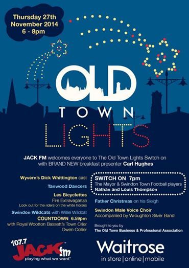 Old Town Lights 2014