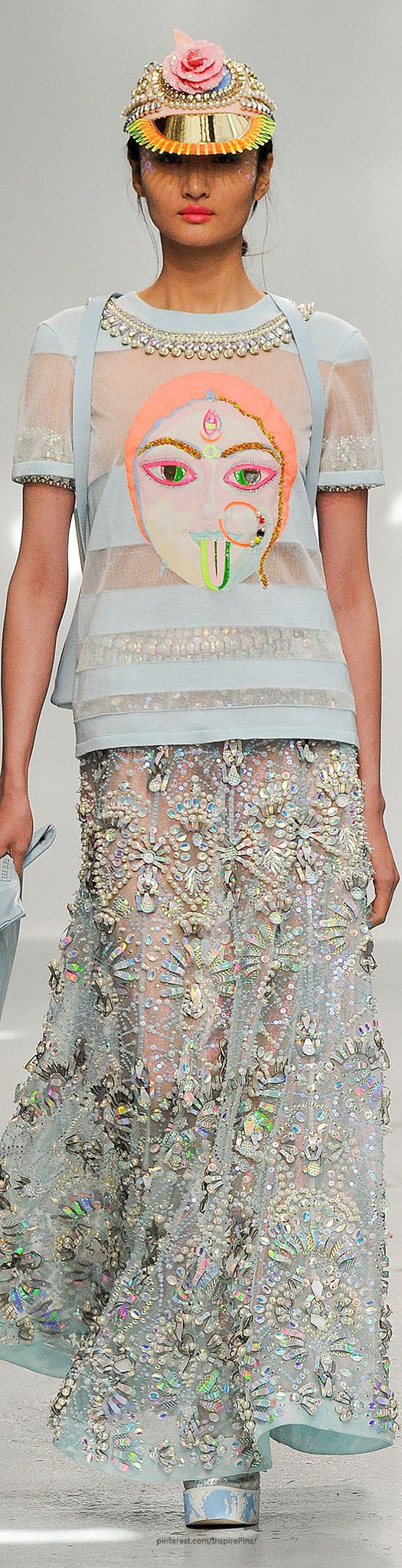 Spring 2015 Ready-to-Wear  Manish Arora
