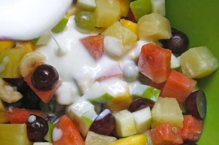 Bionico (Mexican Fruit Salad) | Presley's Pantry