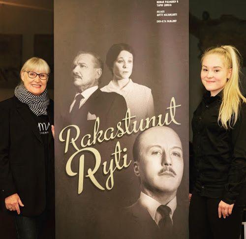 Risto Rytin elämäntarina hakee vertaistaan. Olinkin mielissäni, kun sain kutsun Rauman Kaupunginteatterin uuteen musiikkinäytelmään, Raka...