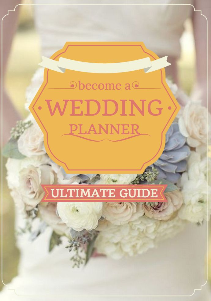 How To Become a Wedding Planner, Tips for Becoming a Wedding Planner & having a Career in Wedding Planning | Team Wedding Blog