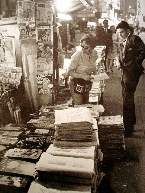Newspaper Stand Designs : Best images about old newspaper ideas on pinterest