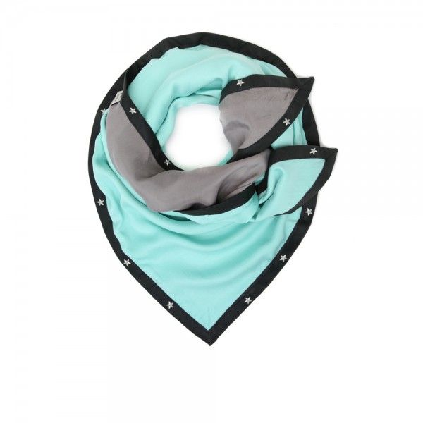 Cupro & Leather turquoise 403- Pom Amsterdam Oficial Webshop