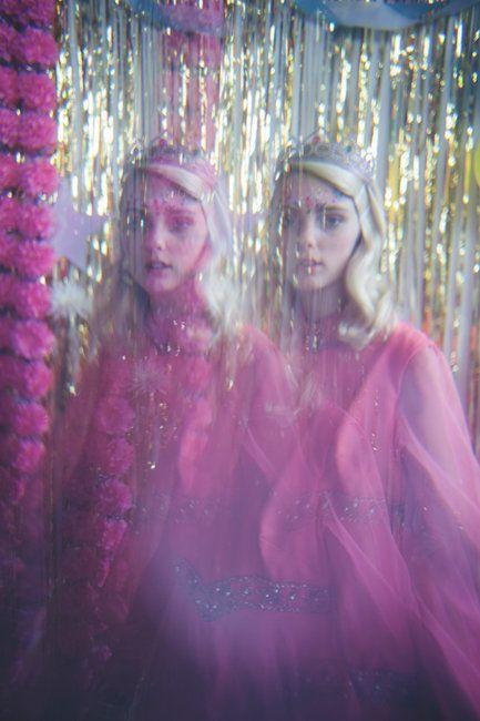 Q&A: Audrey Grace | Fashion Magazine | News. Fashion. Beauty. Music. | oystermag.com