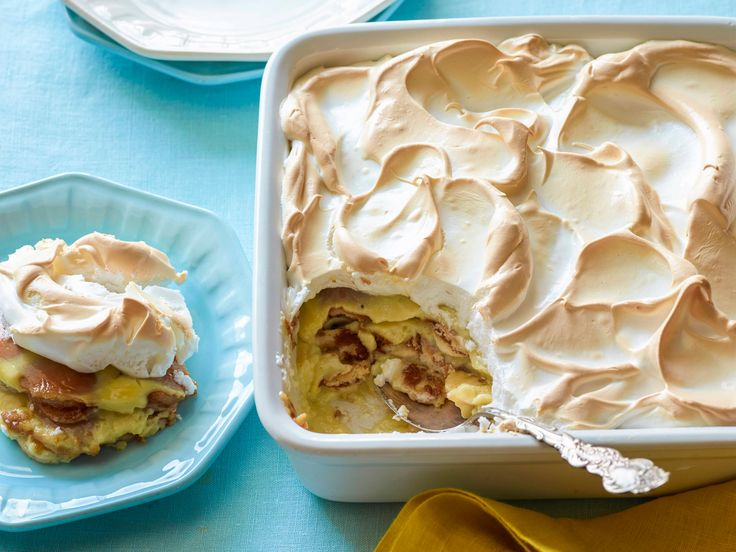 Southern Banana Pudding Recipe : Food Network Kitchen : Food Network - FoodNetwork.com