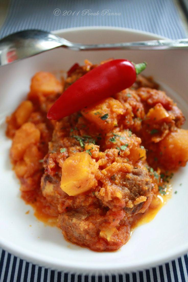 Pocak Panna paleo konyhája: húsétel/meat