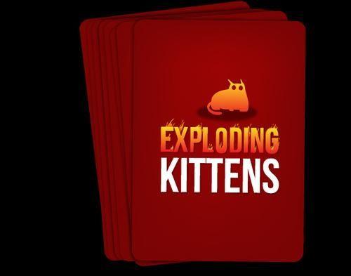 Exploding Kittens Sets Kickstarter