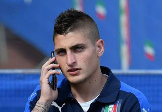 Former Paris Saint-Germain sporting director Patrick Kluivert does not think that Barcelona's bid to sign Marco Verratti will prove suc...