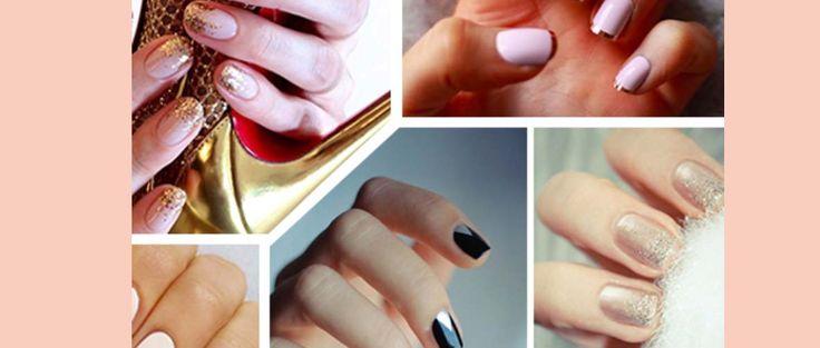 15 propozycji na manicure błyszczących jak zaręczynowy pierścionek