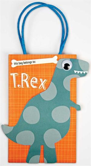 Dinosaur goody bag