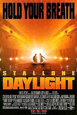 Sylvester Stallone: Daylight. One of my favourite Stallone movies