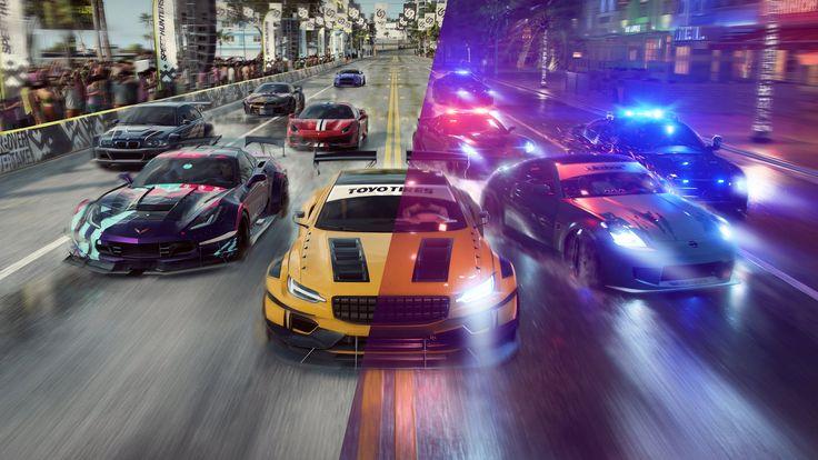 Need For Speed Need For Speed Heat Need For Speed Race Car Racing 2k Wallpaper Hdwallpaper Desktop Need For Speed Cars Need For Speed Race Cars