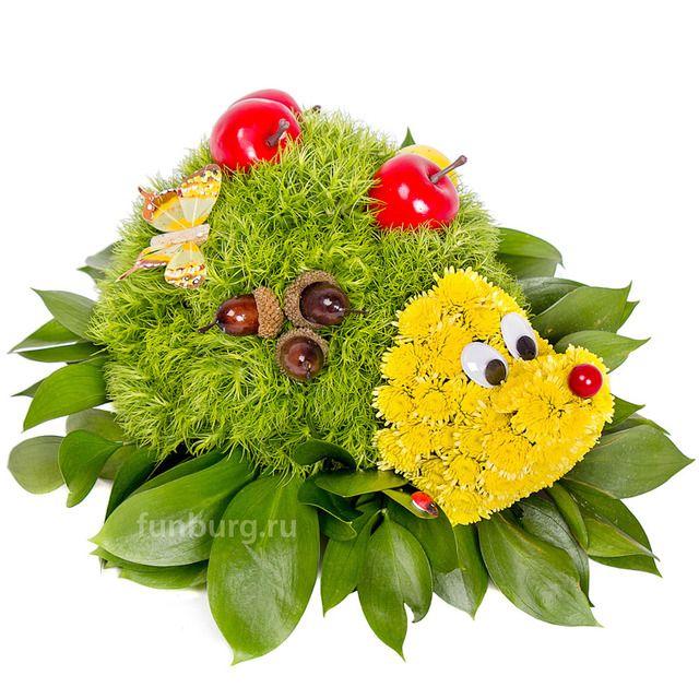 игрушка ежик из цветов: 12 тыс изображений найдено в Яндекс.Картинках