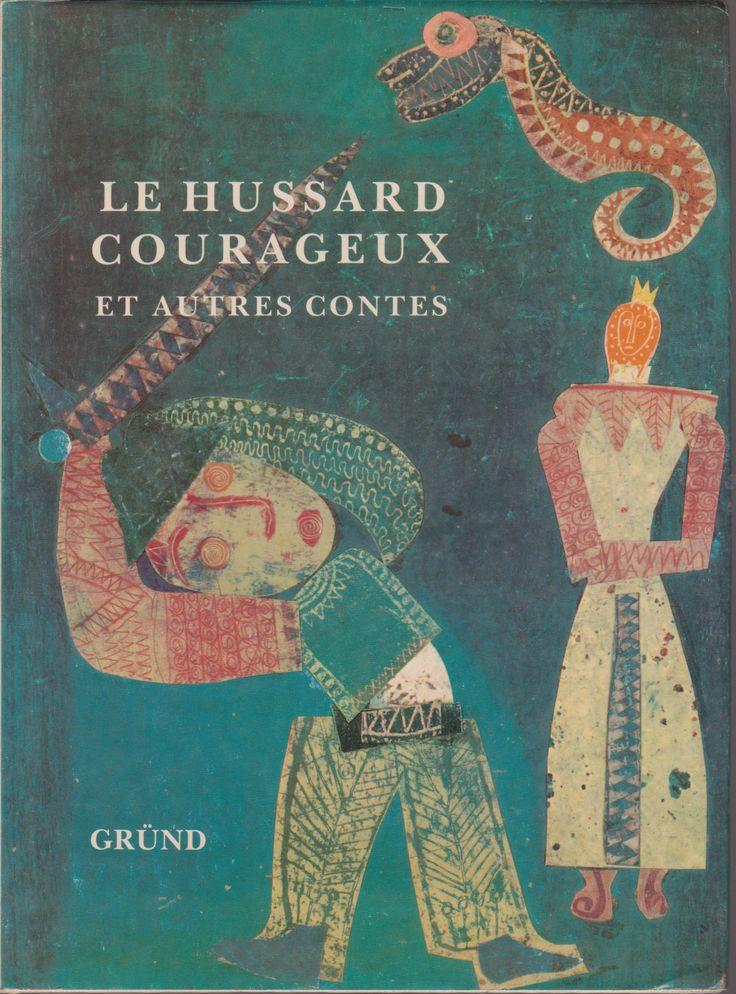 Samo Czambel, Le Hussard courageux. Illustration de Viera Bombová