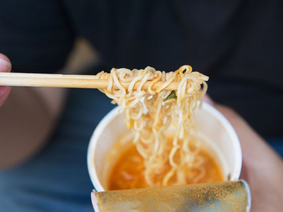 12 Instant Noodle Flavors You Can Only Get Shipped From Asia