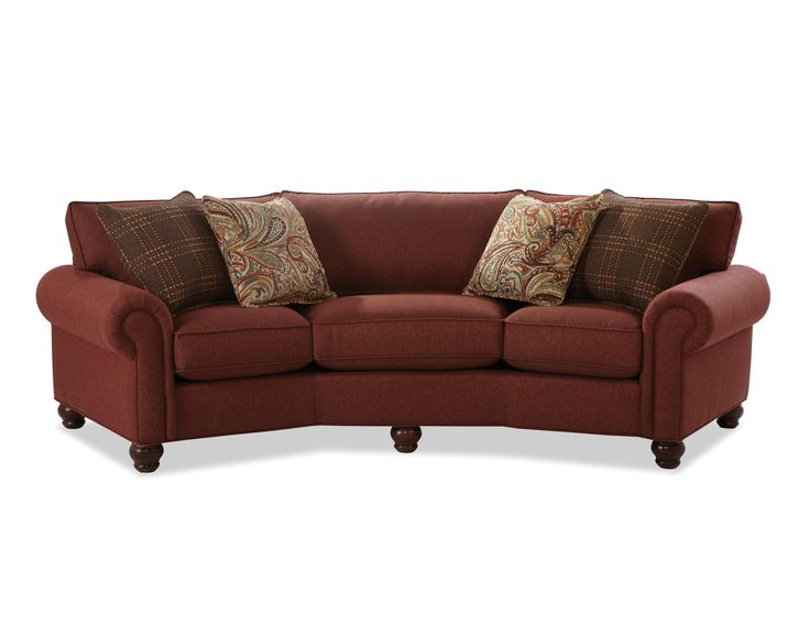 C9 Custom Collection b Custom b Conversation Sofa by