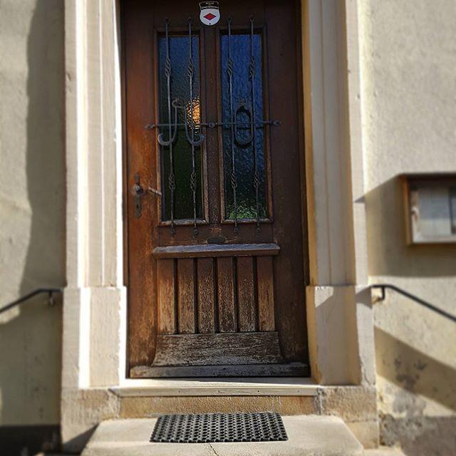 My favorite door My favorite restaurant ud83d ude0a #hirschen #holzengermany #gasthaus #door Coola