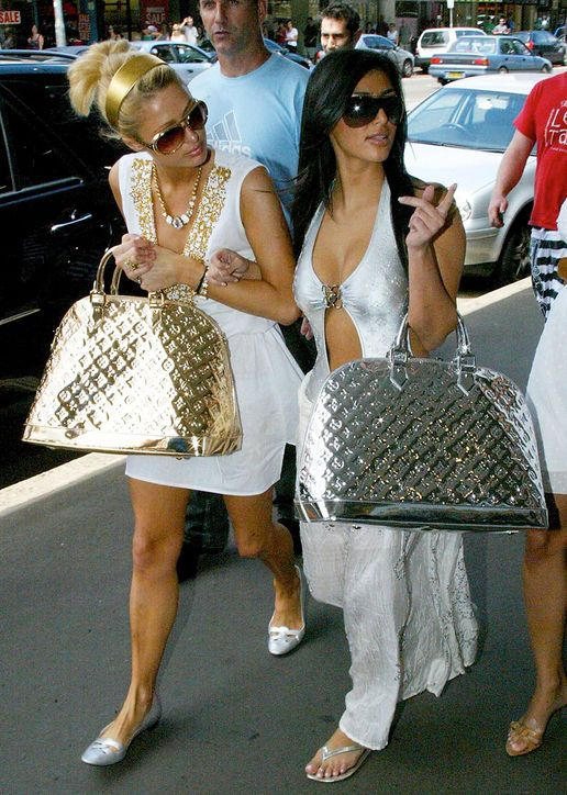 Let Kim Kardashian and Paris Hilton Take You on a Throwback Tour of '00s Fashion…