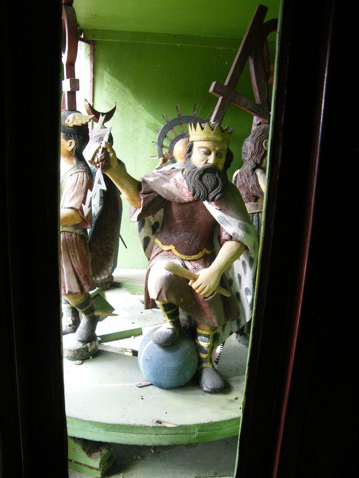 romania - sighisoara - at the clock tower museum