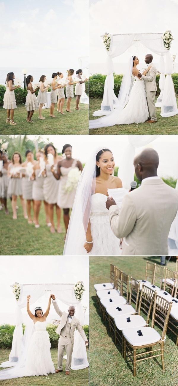 Jamaica- Non-beachy jamaican wedding
